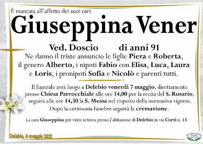 Verner Giuseppina: Immagine Elenchi