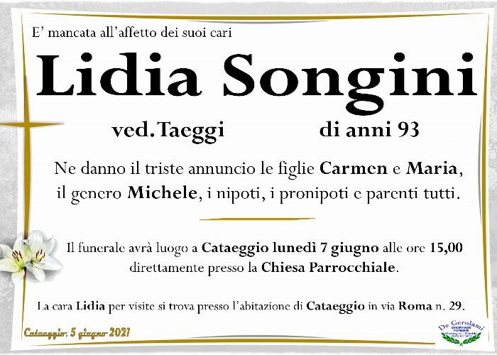 Songini Lidia: Immagine Elenchi