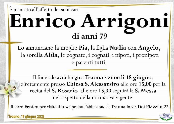 Arrigoni Enrico: Immagine Elenchi