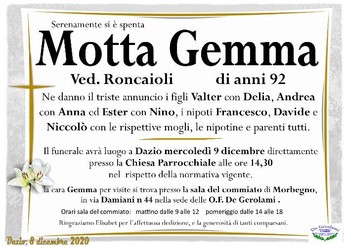 Motta Gelmina: Immagine Elenchi