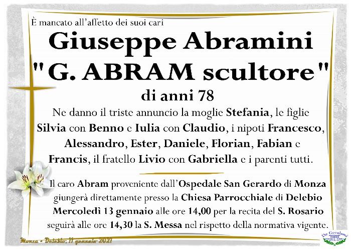 Giuseppe Abramini: Immagine Elenchi
