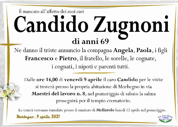 Zugnoni Candido: Immagine Elenchi