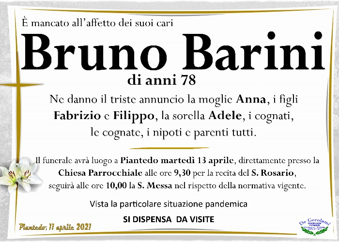 Barini Bruno: Immagine Elenchi